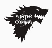 winter is coming by d1bee