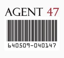 Agent 47 by GeekyNerfherder