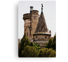 By the Watchtower Canvas Print