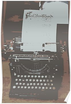 The Happy Writer by BirgitHM