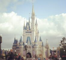 Magic Kingdom by african1234