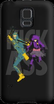Kick Ass by Tom Trager
