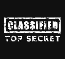 Classified Top Secret by morningdance