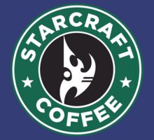 StarCraft Coffee - Protoss by MobiusLOL