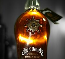 Jack Daniel's Star - Selective Color by ibadishi
