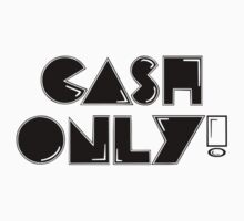cash only  by mark ashkenazi