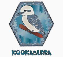 Kookaburra Bird by BartholGraphics