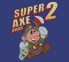 Super Axe Bros. 2 by DashEightyEight