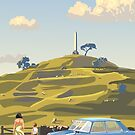 One Tree Hill, Auckland by contourcreative