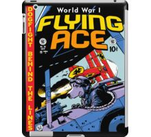 World War 1 Flying Ace iPad Case/Skin