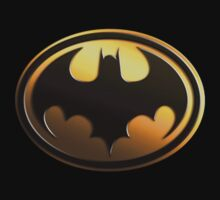 1989 Batman Logo by trippinmovies