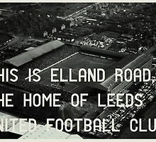 Leeds United Football Club by Jim Roberts