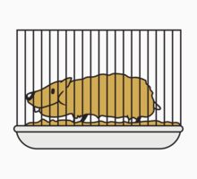 Hamster In Cage by Style-O-Mat