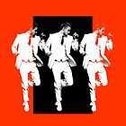 JT Dance With Me (orange) by MontiFoxPhoto