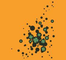 shamrock bubbles by maydaze