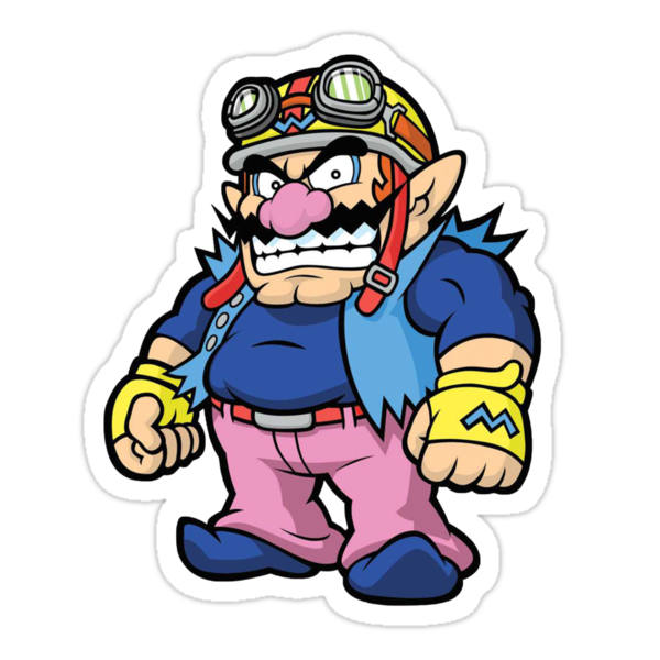 Wario by yoon2972