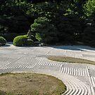 (Hira-Niwa) Flat Japanese Garden by Robert Armendariz