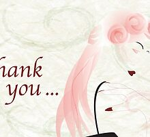 thank you  by maydaze