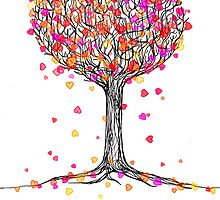 Tree of Love by Micklyn2
