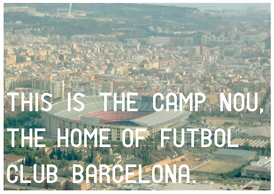 Futbol Club Barcelona by homework