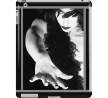 The Fire Within - Self Portrait iPad Case/Skin