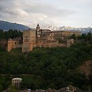 La Alhambra by Mark Prior
