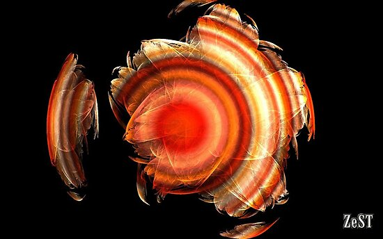 Torn circles. by art-ZeST