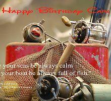 A Birthday Wish For Carl (vigor's husband) by zpawpaw