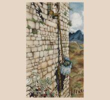 Watercolor Tribute to Arthur Rackham's Rapunzel T-Shirt