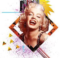Marilyn Monroe by Sophie Broyd