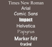 Fonts (White Text) by Warhead955