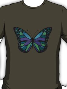 Butterfly - Color T-Shirt