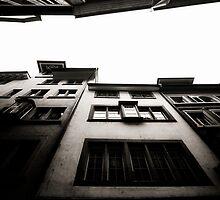 the sky in zurich by Paula Burgoon