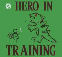 Hero in Training by Contraltissimo