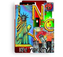 New York City - NYC Canvas Print