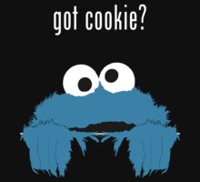 got cookie? w/white text by Zahaidies