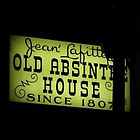 Old Absinthe House -New Orleans   by Debra Kurs