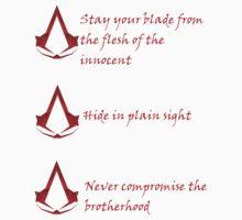 The Creed by obdobuk