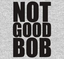 Alt Not Good Bob - Mad Men Typography design by Hrern1313