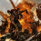 Word Bearers by FailedDEATH666
