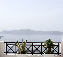 Mediterranean Terrace by svchristian