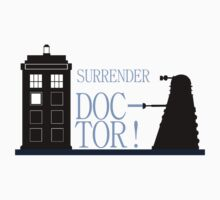 SURRENDER, DOC-TOR!: White by Yukinflake