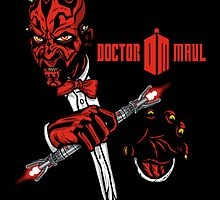 Doctor Maul by popnerd