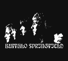 Buffalo Springfield - T.SHIRT by dieorsk2