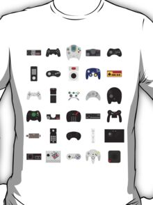 Can you name 'em all? T-Shirt