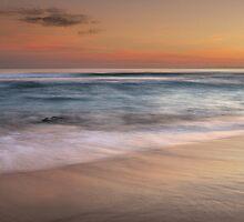 Pt Lonsdale Beach - Pt Lonsdale Victoria by Graeme Buckland