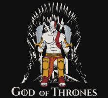 God of Thrones by piercek26