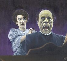 The Phantom of the Opera (Lon Chaney) by Conrad Stryker