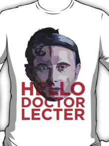 Doctor Lecter  T-Shirt