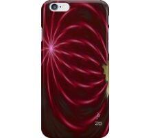 RED SPIDER iPhone Case/Skin